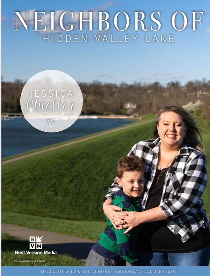 BV Magazine April
